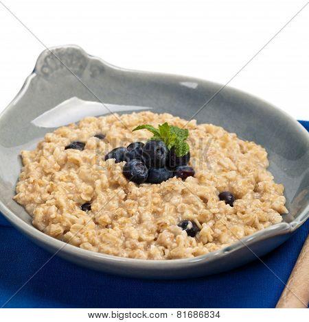 Porridge Oats with Berries