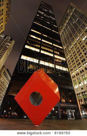 HSBC At Night