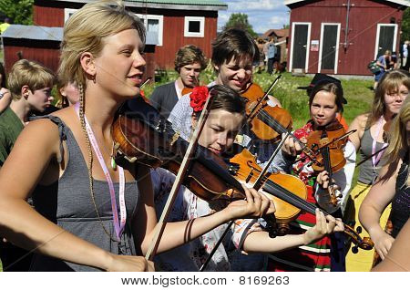 Music in Sweden