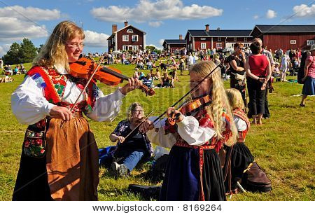 Music in Sweden