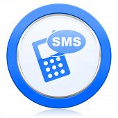 pic of sms  - sms icon phone sign  - JPG