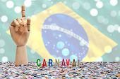 image of brazilian carnival  - Brazilian Carnival - JPG