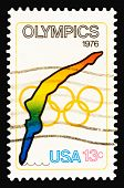 Olympic Diving 1976