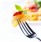 stock photo of italian food  - Pasta - JPG
