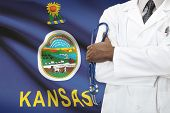 pic of kansas  - Concept of national healthcare system  - JPG