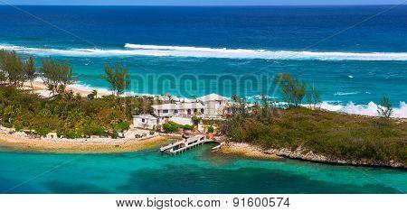 Crystal Cay in Nassau, Bahamas