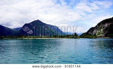 View Of Thun Lake