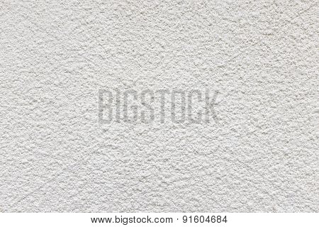 Tyrolean Cement Wall Render Close Up