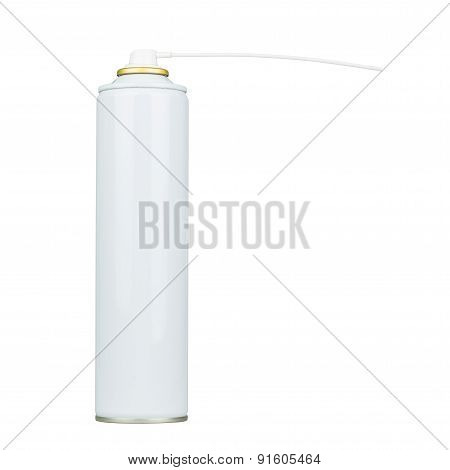 Air spray bottle