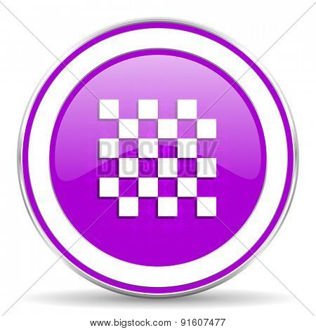 chess violet icon