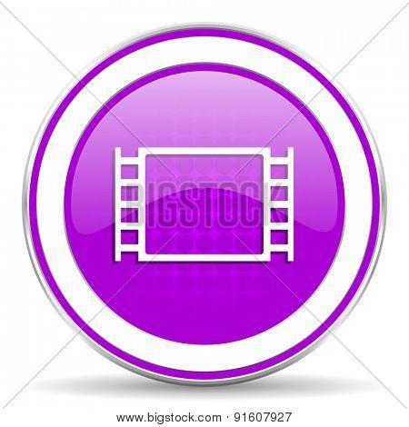 movie violet icon