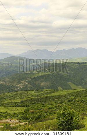 Agsu Pass(azerbaijan)