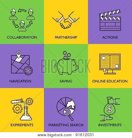 Set business logo.