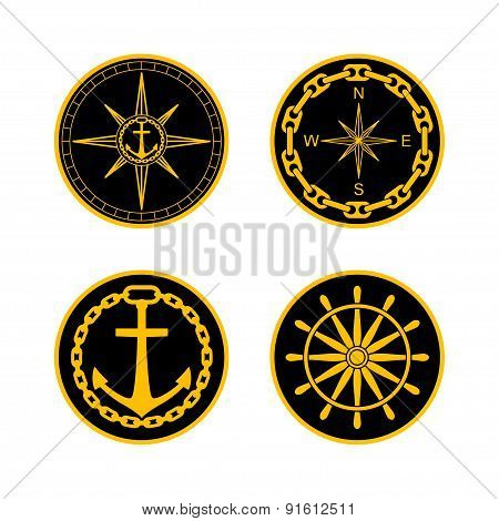 Naval Badges