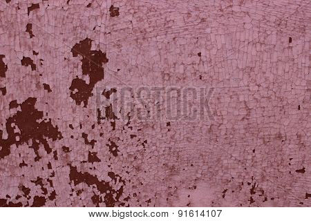 Texture Of Old Paint
