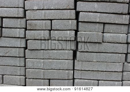 Texture Paving Stones Stack