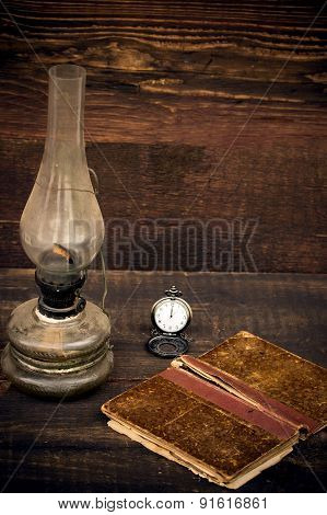 Petroleum Lamp
