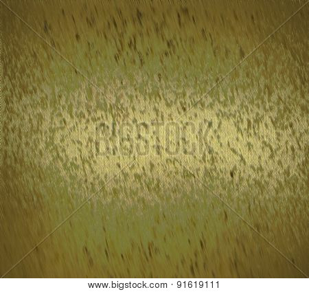 Shabby Yellow Background. Element For Design. Template For Design. Abstract Grunge Background.