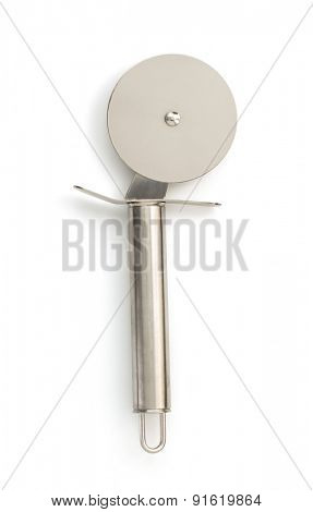 pizza cutter isolated on white background