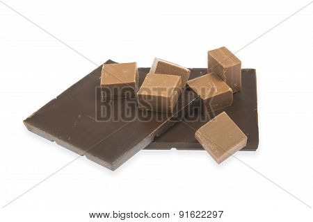 Pile Of Chocolate