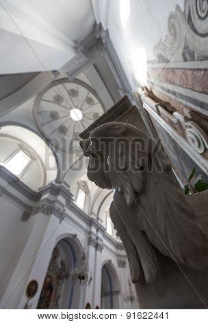 Church In Matera