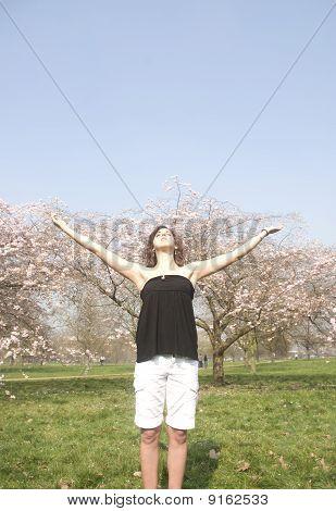 Enjoying Life in Spring!