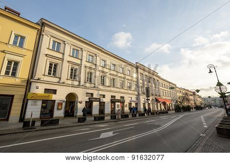 The Longest Property Along The Street Nowy Swiat