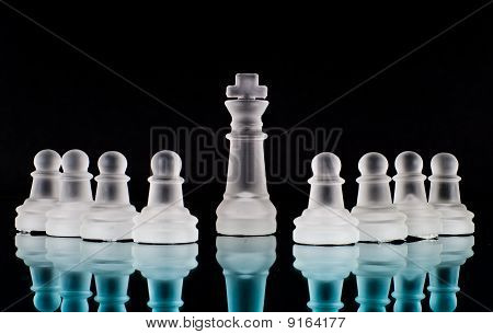 The King And His Pawns