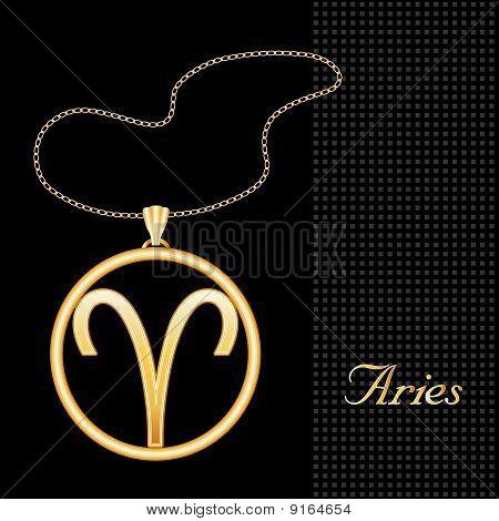 Aries Pendant