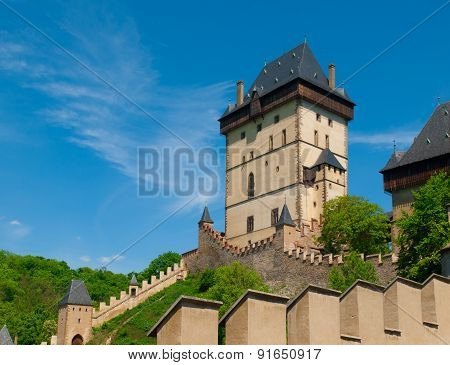 Great Tower of Karlstejn Castle