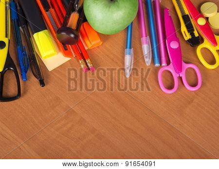 Bright office tools
