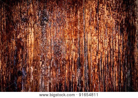 High Resolution Wooden Floor Texture. Old Vintage Planked Wood Board Used As Background.