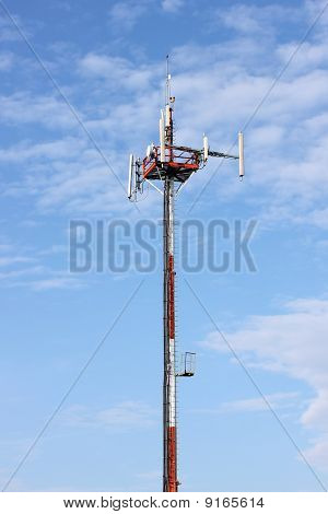 Cell Phone Transmission Tower