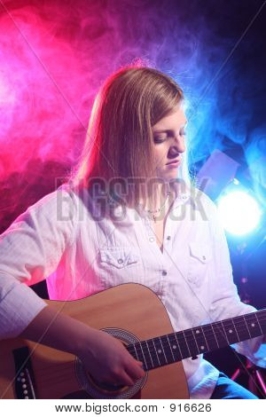 Bluesy Teen
