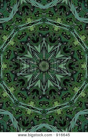Kaleidoscope Image
