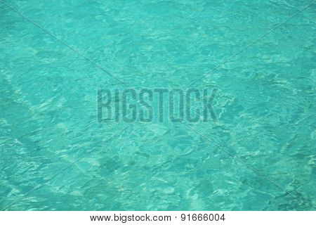 Ocean water background