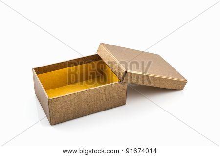 Brown Paper Box .