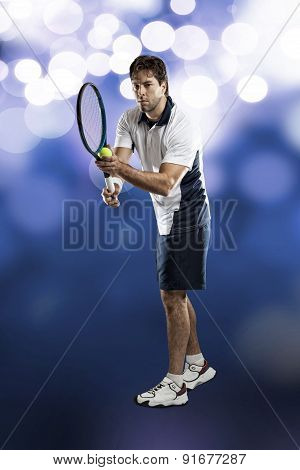 Tennis Player.