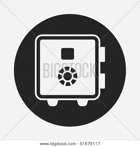 Safety Deposit Box Icon