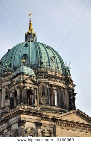 Berlin Cathedral - Cupola