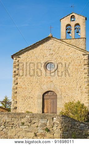 small Church of Cortona
