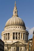 St Pauls Cathedral City Of London England poster
