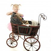 picture of buggy  - An adorable 2 - JPG