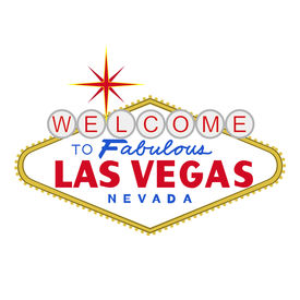 picture of las vegas casino  - welcome to fabulous las vegas nevada sign at day - JPG