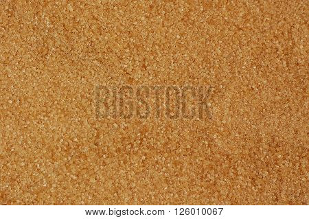Background Of Brown Cane Suger