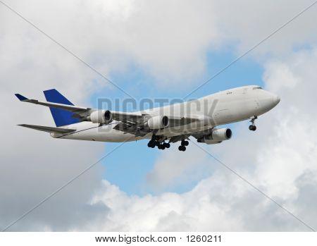Jet de carga pesada