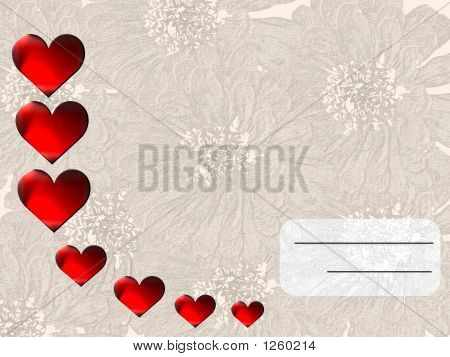 Greeting Card For Lovers