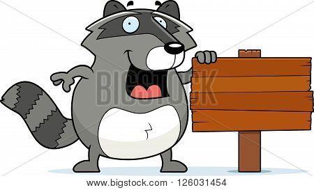 Raccoon Sign