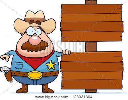 Sheriff Sign