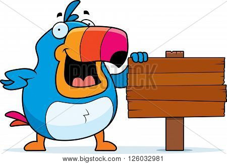 Toucan Sign